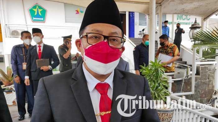 Dilema Level PPKM di Kota Malang, Wali Kota Sutiaji Sampai Ditelepon Dirjen Kemendagri