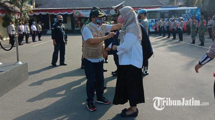 Forkopimda Kota Malang Ciptakan Program Sama Ramah Trauma Healing Korban Covid-19