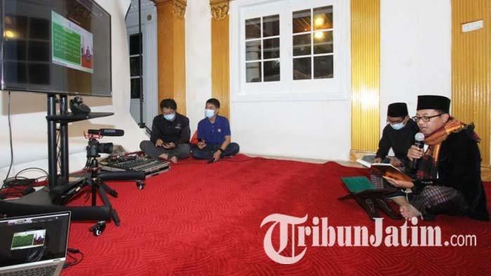 Hadiri Khotmil Quran, Wali Kota Malang Sutiaji: Konsep Pendidikan Harus Mencontoh pada Alquran