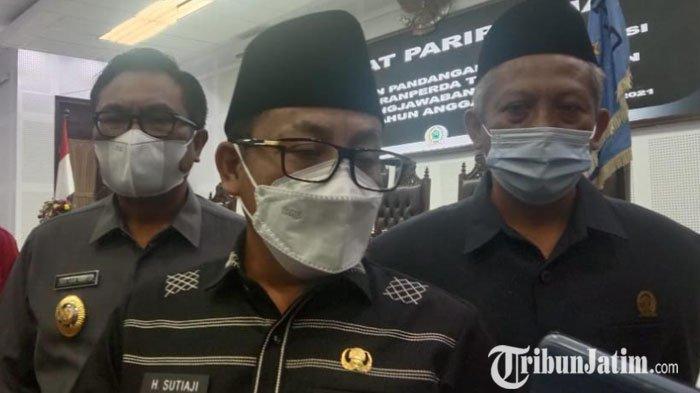 Varian Baru Covid-19 Belum Ada di Kota Malang, Wali Kota Sutiaji: Tetap Terapkan Protokol Kesehatan
