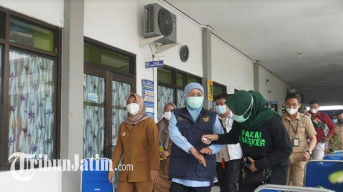 Vaksinasi Covid-19 Sinovac Tahap I di Kota Mojokerto Capai 51 Persen, Optimis Tuntas Sesuai Target