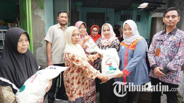 Uang Tunai dan Sembako untuk Warga Terdampak Covid-19 Mojokerto Bakal Disalurkan hingga Akhir April
