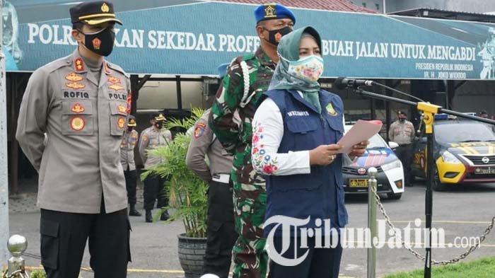 Ning Ita Ajak ASN Tadarus Alquran dan Baca Selawat Tibbil Qulub Saat PPKM Darurat di Kota Mojokerto