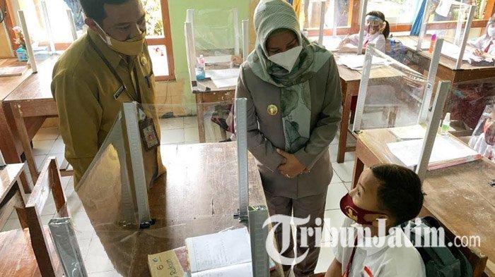 Liburan Berakhir, Siswa di Kota Mojokerto Mulai Masuk Sekolah Besok, Tetap Pembelajaran Daring