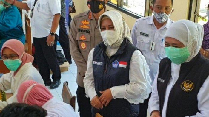 Capaian Vaksinasi Ranking 10 Nasional, Kota Mojokerto Berpeluang Turun Level PPKM
