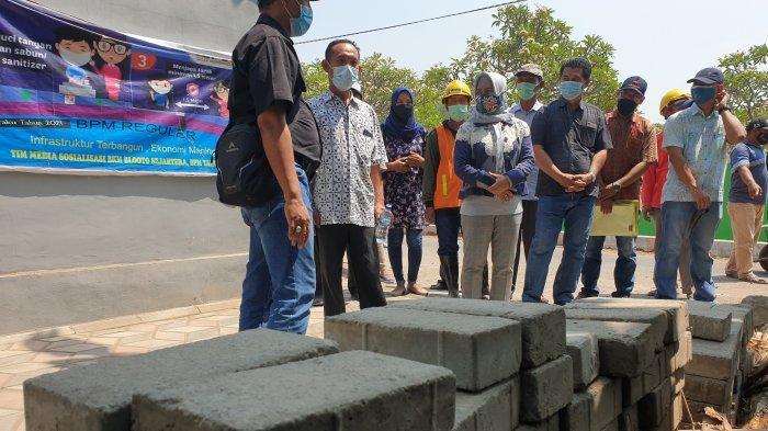Pemkot Mojokerto Dapat Proyek Program Kotaku Rp.3,7 miliar