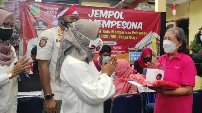 Pemkot Bebaskan Biaya Perizinan Bagi Pelaku Usaha Kecil di Kota Mojokerto