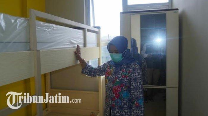 Rusunawa Cinde Dimanfaatkan Sebagai Gedung Observasi ODR Corona: 60 Ruangan Siap Tampung 240 Orang
