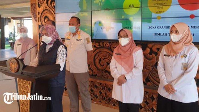 Update Lonjakan Covid-19 di Kota Mojokerto, Wali Kota Ning Ita akan Menambah Tempat Karantina