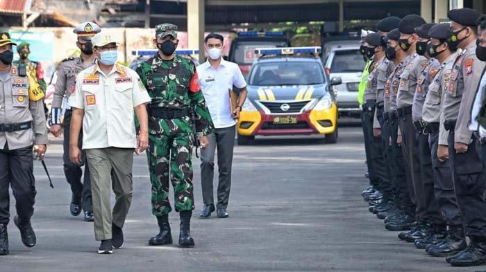 Beri Jaminan Keamanan Selama Idul Fitri 2021, Wali Kota Pasuruan Beri Pesan Petugas Selalu Sinergi