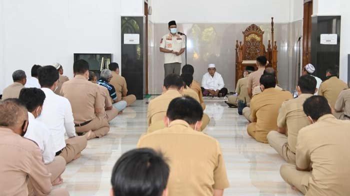 Wali Kota Pasuruan Gus Ipul Ajak ASN Salat Gaib dan Doa Bersama untuk 53 Prajurit KRI Nanggala 402