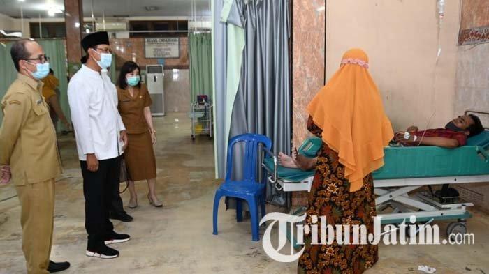 Gus Ipul Ajak RSUD dr R Soedarsono Purut Pasuruan Terus Berbenah: Ayo Penuhi Harapan Masyarakat