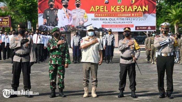 Luncurkan 'Bahagia di Kota Pasuruan', Wali Kota Gus Ipul Ajak Masyarakat Tidak Mudik Lebaran 2021