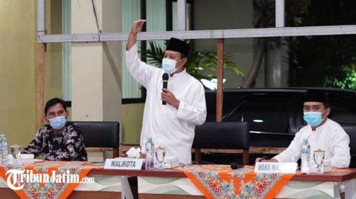 Target Kota Pasuruan 3 Bulan Kedepan Masuk Zona Hijau, Gus Ipul Perkuat Peran RT RW dalam PPKM Mikro
