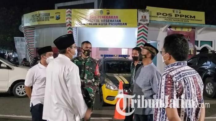 Gelar Sidak, Gus Ipul Akan Lakukan Penataan PKL dan Parkir di Alun-alun Kota Pasuruan