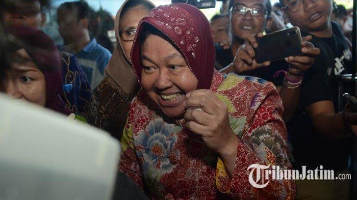 Wali Kota Tri Rismaharini Sudah Beri Perintah DP5A, Minta Selesaikan Kasus Anak di Surabaya