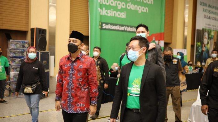 Grab Perluas Kerja Sama dengan Kementerian Kesehatan Hadirkan Pusat Vaksinasi di Surabaya