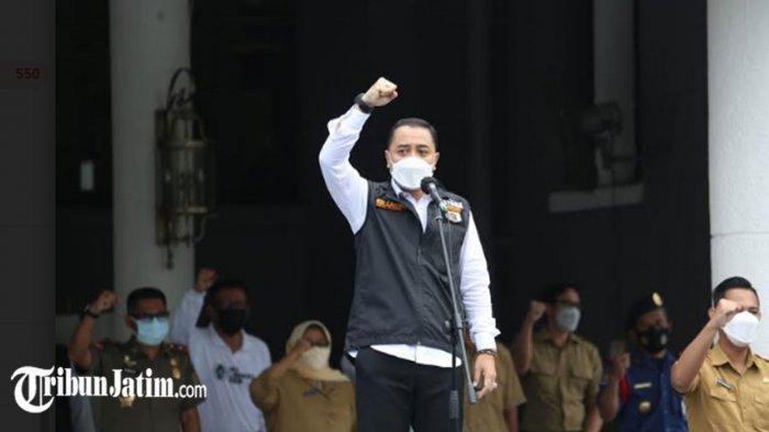 Buka Tempat Wisata di Surabaya, Eri Cahyadi Minta Warga Tak Euforia: Jangan Ada Gelombang Ketiga