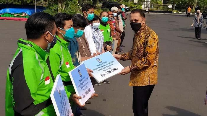 19 Ribu KPM Terima Jaring Pengaman Sosial dari APBD Surabaya, Pemkot Minta Warga Beri Usulan Bansos