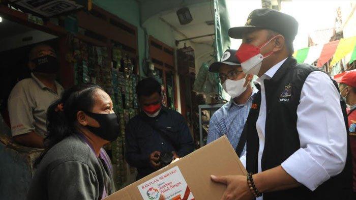 29 Ribu Warga Surabaya Diusulkan Terima Bansos Lewat Aplikasi, Ada 11 Ribu yang Ditolak Sistem