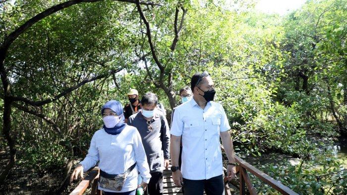 Tarik Wisatawan ke Bozem Medokan, Pemkot Akan Tambah Jogging Track dan Sentra UMKM