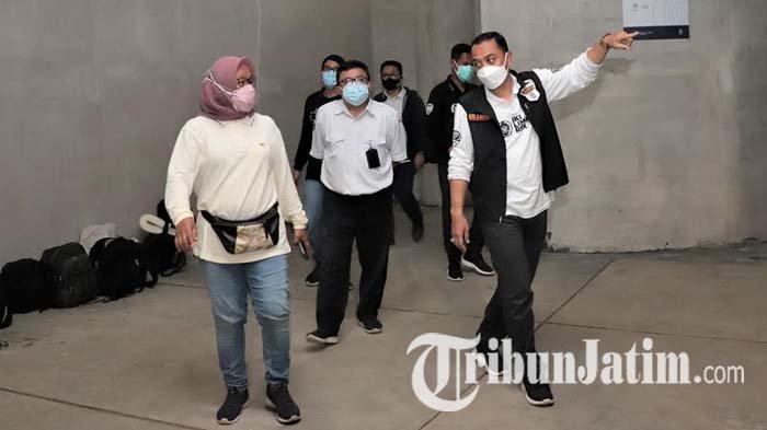 Rumah Sakit Lapangan Tembak Surabaya Mulai Terima Rujukan Pasien Covid-19, Begini Mekanismenya