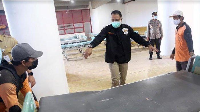Pemkot Surabaya Gunakan Sekolah Jadi Tempat Isolasi, Beroperasi Mulai Jumat 23 Juli 2021