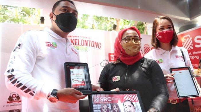 Luncurkan 'Sinau Kelontong Surabaya' Bersama SRC, Eri Cahyadi Ingin Toko Kelontong Naik Kelas