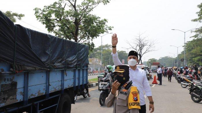 Selain di Suramadu, Pemkot Surabaya-Pemkab Bangkalan Juga Sekat Dermaga Ujung-Kamal