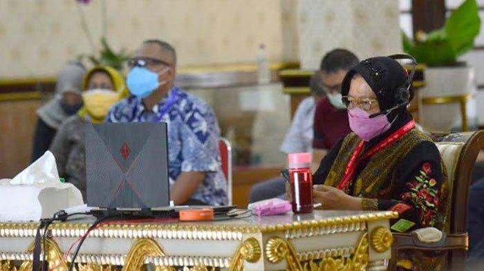 Kadis DKRTH Surabaya Dikabarkan Dicopot Risma karena 1 Persoalan, Pemkot Buka Suara: Pensiun Dini