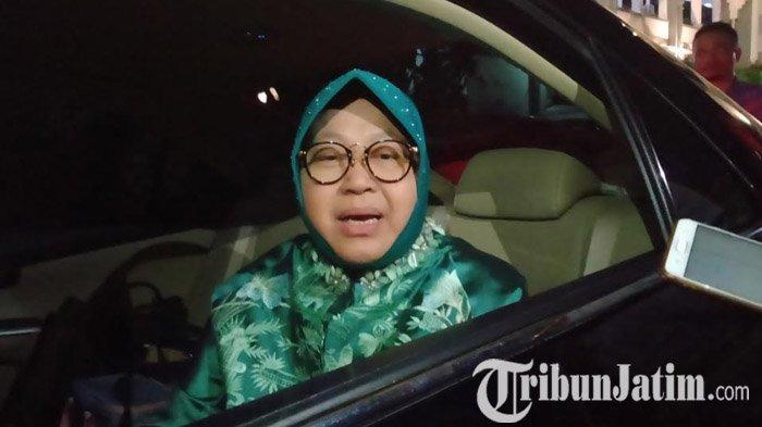 Duka Risma Atas Wafatnya KH Maimun Zubair, Teringat Sering Dampingi Mbah Moen Saat di Surabaya