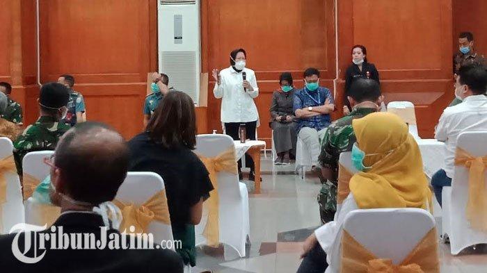 Wali Kota Risma Tegaskan 'Surabaya Gak Akan Lockdown' Gegara Corona, Timbang Ekonomi Bisa Kolaps