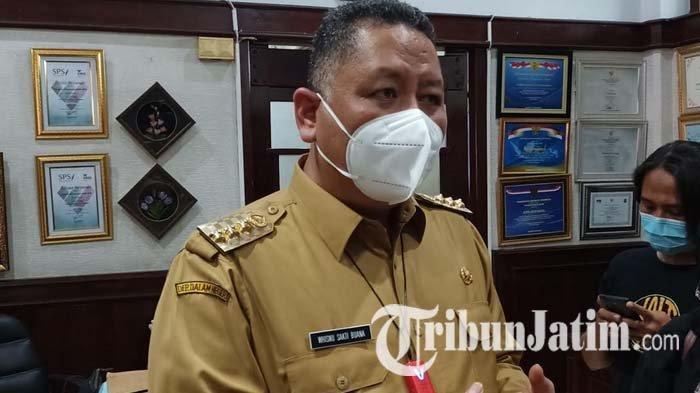 Whisnu Sakti Resmi Akhiri Jabatan Wali Kota Surabaya, Ucapkan Sebaris Rasa Syukur