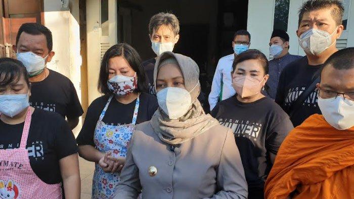 HUT RI Ke-76 Walikota Mojokerto Ajak ASN Sisihkan Gaji Bantu Warga Terdampak Pandemi
