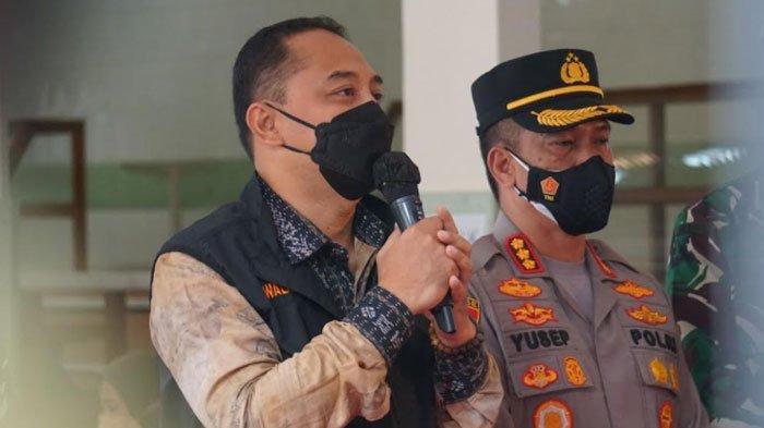 Kapolrestabes Surabaya Dapat Pujian dari Walikota, Vaksinasi Hampir Sentuh Angka 100 persen