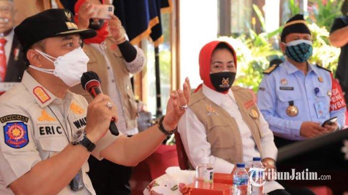 Walikota Surabaya dan Pengwil INI Apresiasi Kolaborasi dengan Kemenkumham Jatim