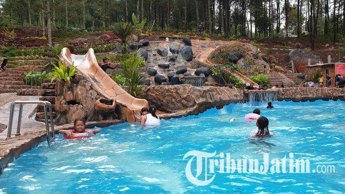 Wana Wisata Bernah De Vallei, Destinasi Baru di Mojokerto, Suguhkan Keindahan Alam yang Memukau