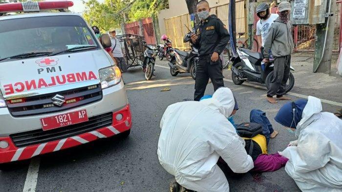 Wanita Sememi Jadi Korban Penjambretan di Jalan Diponegoro Pagi Hari, Polisi Akan Dalami Kasusnya
