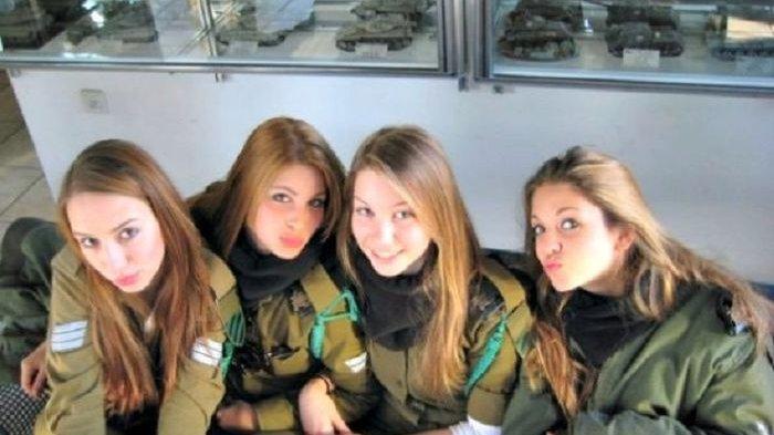 Rahasia Wanita Israel yang Ada di Militer, Mematikan di Balik Paras Cantik: Dilarang Berbaju Putih
