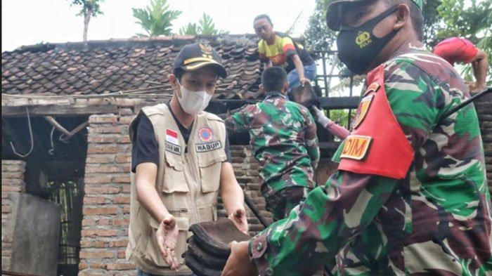 63 Bangunan Pemerintah dan Rumah Warga di Trenggalek Terdampak Gempa Malang