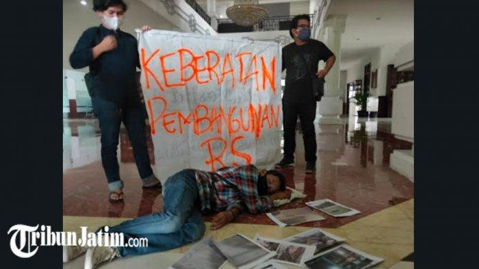 Warga Bethek Minta Hentikan Pembangunan RS BRI Medika Malang: Merugikan Psikis dan Kesehatan