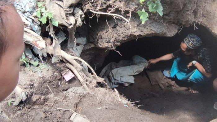 Kubur Bilik Disangka Sarang Ular, Wasit Temukan Keris hingga Tengkorak di Bondowoso