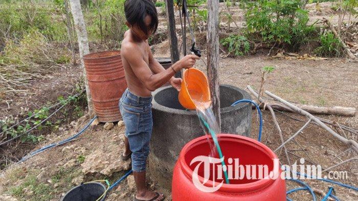 5 Desa di Trenggalek Alami Kekeringan, 9 Armada Truk Tangki Dikerahkan untuk Distribusi Air Bersih