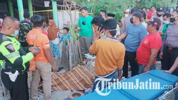 Polisi Bekuk Pelaku yang Tebas Petani Pakai Celurit di Pamekasan, Masih Famili dengan Korban