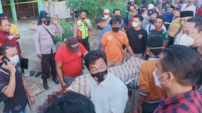 Kronologi Pria Pamekasan Bunuh Paman Sendiri, Berawal dari Masalah Jalan dan Penutup Anyaman Bambu