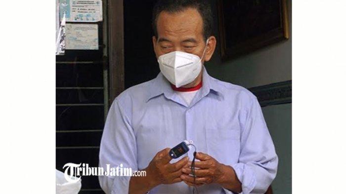 Wali Kota Kediri Imbau Warga Terpapar Covid-19 yang Isoman Melaporkan Kondisi Kesehatannya