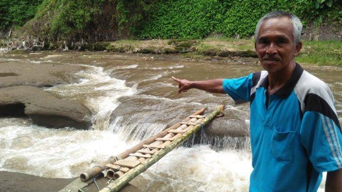 Hendak Buang Air di Sungai Brantas, Warga Malang Lari Terbirit-birit Temukan Sesosok Mayat Perempuan