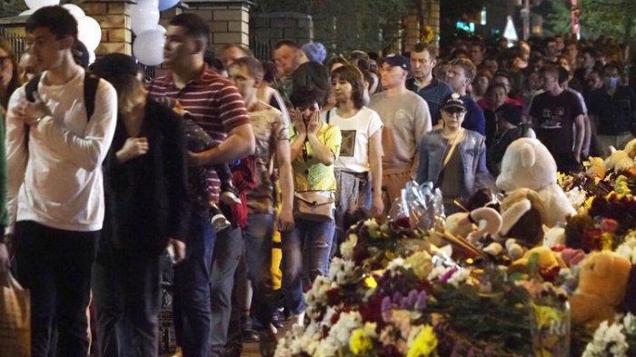 Tragis Guru Selamatkan Murid dari Penembakan, Tapi Anaknya Tewas, Pelaku Mengaku Tuhan: Ada Monster