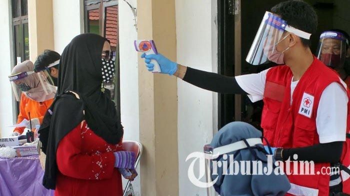 5.000 KK di Kota Kediri Terdampak Covid-19 Terima Bansos dari Pemprov Jawa Timur