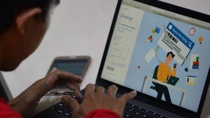 Cara Mendaftar KartuPrakerja Gelombang 12, Login ke Laman www.prakerja.go.id, Simak Juga Syaratnya